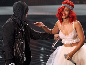Rihanna at MTV's VMAs