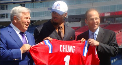Patrick Chung New England Patriots