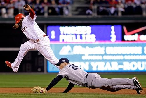 Yankees Phillies ALCS NLCS
