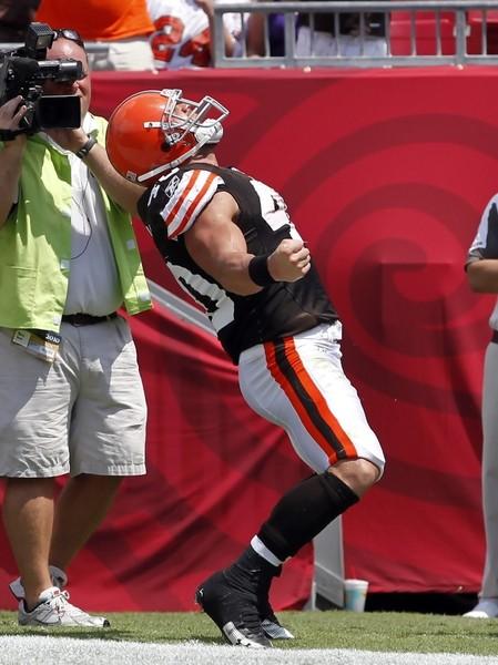 Peyton Hillis Cleveland Browns