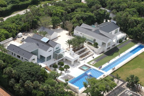 Tiger Woods New House