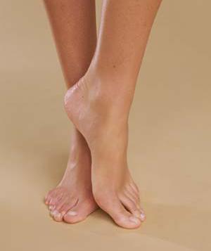 Rex Ryan's Wife's Feet