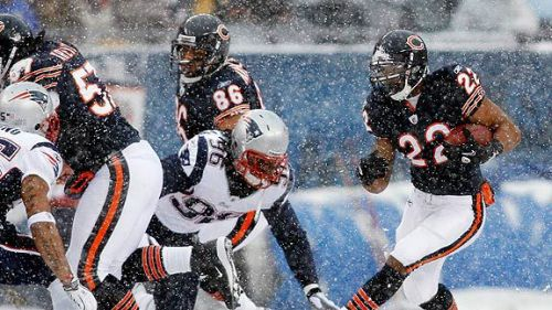 Patriots Bears 36-7