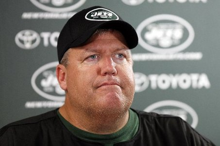 Rex Ryan New York Jets