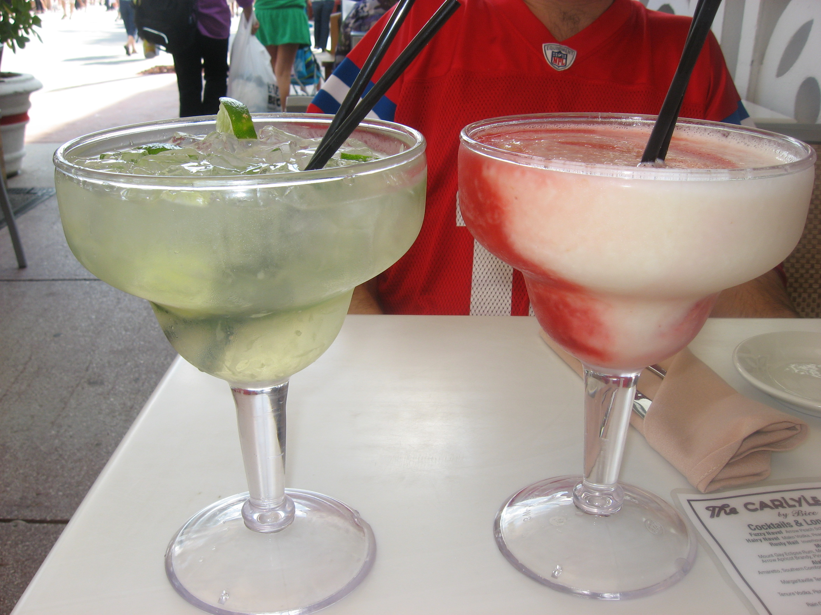 Yes South Beach Drinks