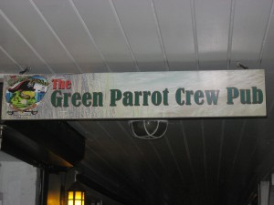 The Green Parrot Pub