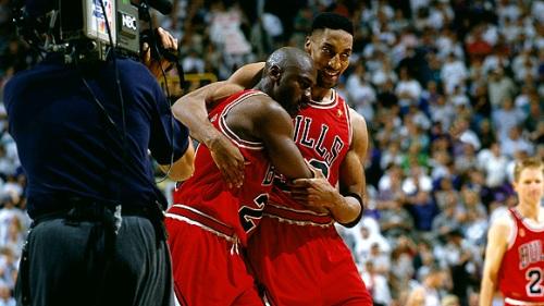1990's Chicago Bulls