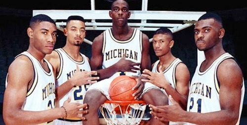 Michigan's Fab 5